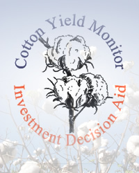 Cotton Yield Monitor - Investment Decision Aid